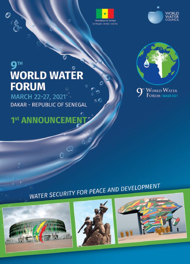 9th World Water Forum - First Announcement